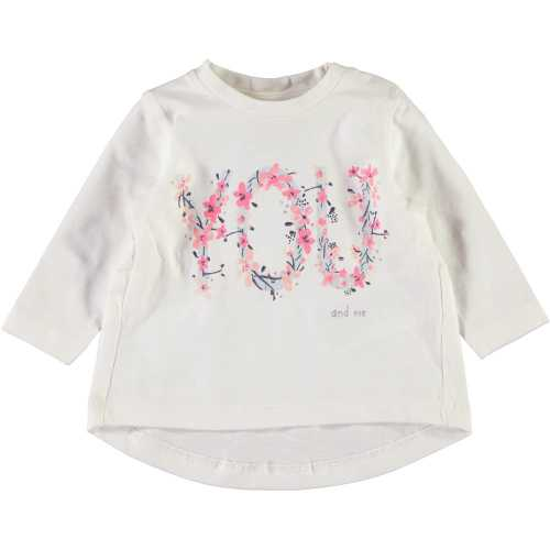 NAME IT Baby Langarm-Shirt DARLING