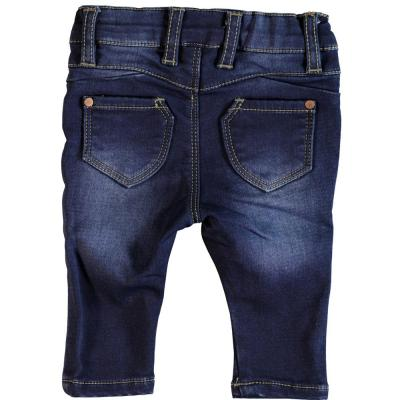 NAME IT Baby Jeans Hose BAWAIT, Dark Blue