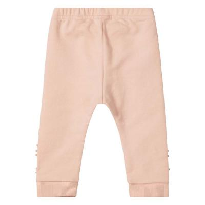 NAME IT Mädchen Baby Thermo Leggings SELSE, Rose Cloud