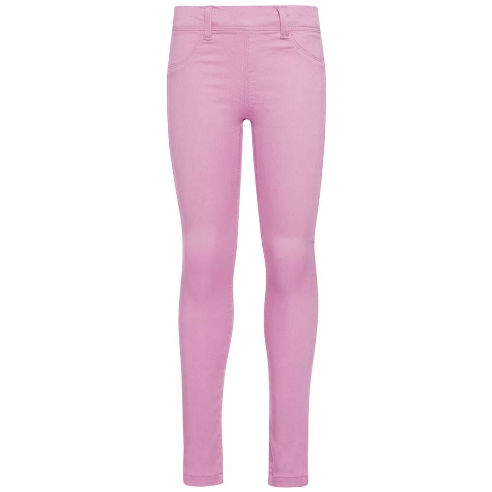 NAME IT Mädchen Legging TWIATINNA , Mauve Mist