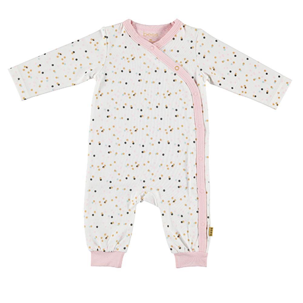 98575a95550951 BESS Unisex Baby Strampler Confetti