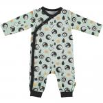 BESS Unisex Baby Wickel-Strampler Animals
